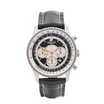 Breitling Montbrillant Stainless Steel Gents A4137012/ B986 -...