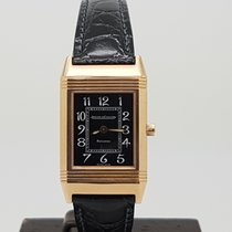 Jaeger-LeCoultre 18K Rose gold Reverso Mechanical Watch Ref...