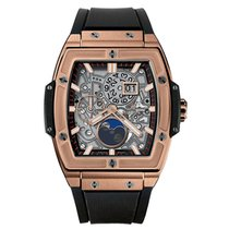 Hublot Spirit of Big Bang Moonphase King Gold