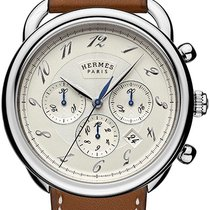 Hermès Arceau Automatic Chronograph 43mm 038694WW00