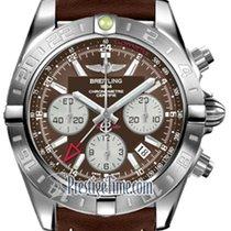 Breitling Chronomat 44 GMT ab042011/q589-2ld