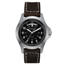 Hamilton Men's H64451533 Khaki Field King Quartz Watch