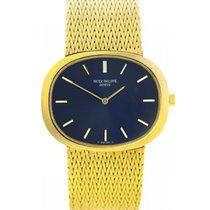Patek Philippe Ellipse 18K Yellow Gold 3583/1
