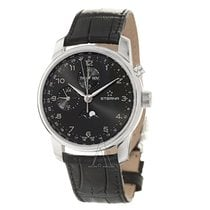 Eterna Men's Soleure Moonphase Chronograph Watch
