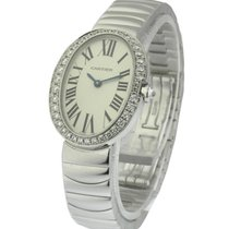 Cartier WB520006 Baignoire - Small Size - White Gold on...