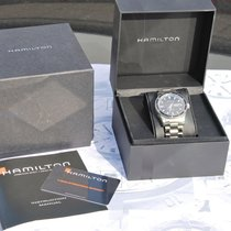 Hamilton Automatic Jazzmaster Seaview Day Date Come Nuovo...