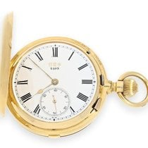Hope Brothers Pocketwatch: important grande sonnerie trip...