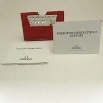 Omega Warranty Card Set