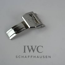 萬國 (IWC) Pilot 18mm Steel Deployant Buckle / Folding Clasp Big...
