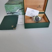 Rolex Submariner Date Fat Four