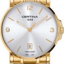 Certina DS Caimano Herrenuhr C017.410.33.037.00