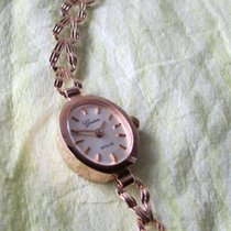 Geneve Gold golden wath with original golden bracelet