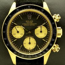 Rolex Daytona REF.6263 18 KT Yellow Gold