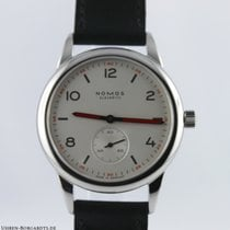 Nomos Club Automatik 40 mm Ref.753 Glasboden