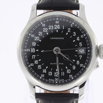 Longines Twenty Four Hours 24 Hours Automatic Re-Edition