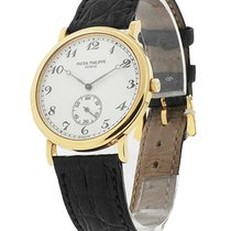 Patek Philippe 5022J 5022 Yellow Gold Calatrava - Ref No 5022J...