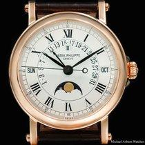 Patek Philippe Ref# 5059 Rose Gold, Perpetual Calendar Retrograde