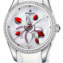 Perrelet Double Rotor Diamond Flower
