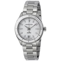 Hamilton Ladies H37411111 Jazzmaster Seaview Quartz Watch