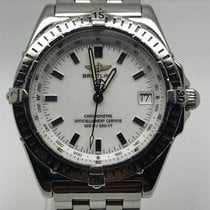 Breitling WINGS 38MM AUTOMATIC RARE MODEL WHITE DIAL