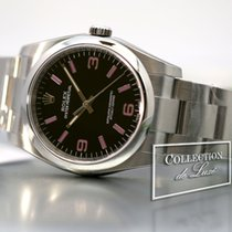 勞力士 (Rolex) Oyster Perpetual 36mm - 116000 (369) Pink Index [NEW]