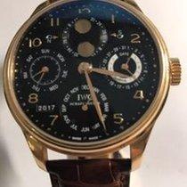 IWC Portuguese 18ct Rose Gold Perpetual Calendar IW502119