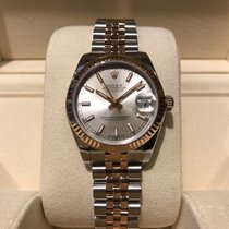 Rolex Datejust 31mm Steel and Gold Jubilee B%P