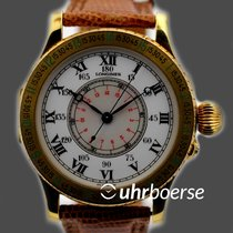 Longines Lindbergh Hour Angle in Gelbgold 18kt limitiert 100Stk.