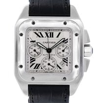 Cartier 2740 Santos 100XL Chronograph Automatic Watch