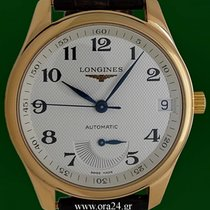 Λονζίν (Longines) Master Power Reserve 42mm Oversized 18k Rose...