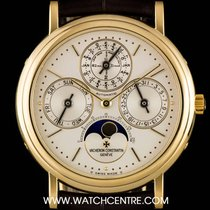 바쉐론 콘스탄틴 (Vacheron Constantin) 18k Yellow Gold Perpetual...
