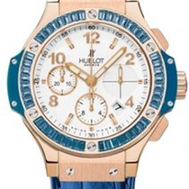 Hublot 341.PL.2010.LR.1907 Big Bang Tutti Frutti Blue -...