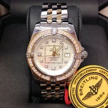 Breitling Lady Cockpit D71356 - Box & Papers 2004