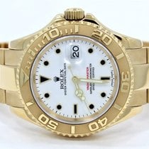 Rolex Yacht-master 166288 40mm Oyster 18k Yellow Gold Date...