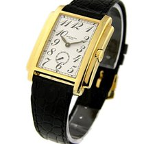Patek Philippe 5024J Gondolo Mens Yellow Gold - on Strap with...