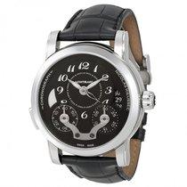 Montblanc Nicolas Rieussec Chronograph Automatic Black Dial...