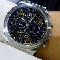 Omega De Ville Chronoscope Co-Axial GMT Chrono - 422.10.44.52....