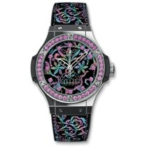 Hublot Big Bang Broderie Sugar Skull Stee