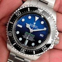 勞力士 (Rolex) Sea Dweller Deepsea 116660 Mens Steel James...