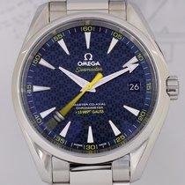Omega Seamaster Aqua Terra James Bond 007 limited edition Spectre