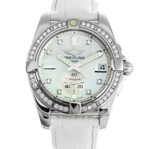 Breitling Watch Galactic 36 Automatic A37330