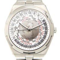 Vacheron Constantin Overseas Stainless Steel Silver Automatic...