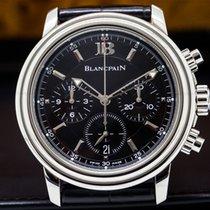 Blancpain 2185-1130-53 2185-1130-53 Leman Chronograph SS /...