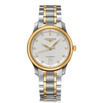 Longines Master Gold & Steel Automatic Mens Watch L26285777
