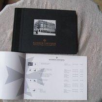 Vacheron Constantin Vintage Uhrenbuch Kollektion 2003