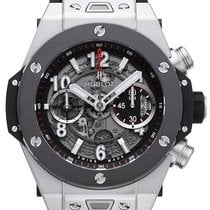Χίμπλοτ (Hublot) Big Bang Unico Titanium Ceramic 411.NM.1170.RX