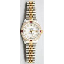 Rolex Datejust Lady's Steel and 18K Gold Jubilee 69173...
