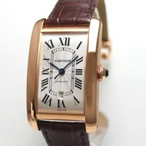 까르띠에 (Cartier) Tank Americaine Rose Gold XL
