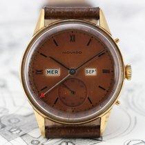 Movado Ref. 4776 Calendograf Vintage Triple Date