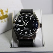 萬國 (IWC) IW327001  Pilot's Mark XVIII Automatic Black Dial